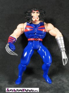 Loose 1996 Toy Biz Marvel x Men Age of Apocalypse Weapon x Action