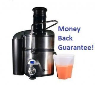 Juicer Best Top Juice Extractor Machine Fruit Blender Steel