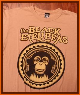 Black Eyed Peas Pop Hip Hop Concert Tour T Shirt