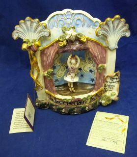 Blue Sky Clayworks Royal Goldminc Collection Sugar Plum Fairy Music