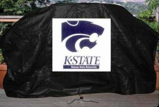 Kansas K State Wildcats University BBQ Grill Cover 59