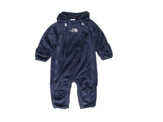 NWT North Face Baby Boys Deep Water Navy Blue Buttery Bunting Snowsuit