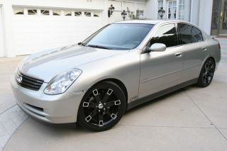 17 Black Wheels Rims Toyota Camry Honda Accord Nissan Maxima Altima