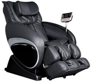 Cozzia 16027 Zero Gravity Massage Chair Black or Brown
