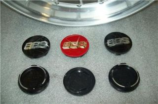 bbs black silver wheel capes