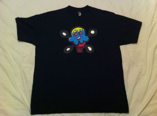 VNDS XL Black Ice Cream Cones & Bones Billionaire Boys Club Logo BBC
