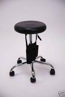 Black Hydraulic Massage Stool Spa Beauty Salon Chair