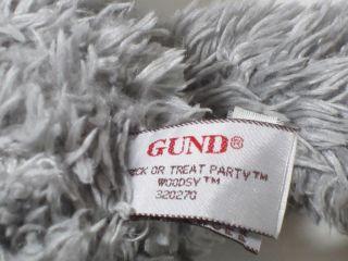 or Treat Party Woodsy Shaggy Wolf Stuffed Plush Animal 320270