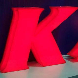 Acrylic 3D LED Front Back Light Channel Sign Letter Signboard