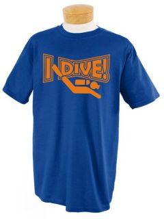 Adult Adventure I Dive Scuba Diver T Shirt Fun Vacation Water Sports