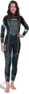 Wetsuit LADIES MARES REEF She Dives 3mm Wet Suit   Scuba Diving Surf