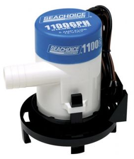 BOAT / MARINE ELECTRIC BILGE PUMP. Water Pump 1100 GPH