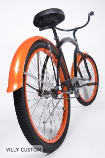 Blaise A Villy Custom Beach Cruiser Bicycle Bike