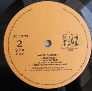 Second Genesis LP Jazz Weather Report Art Blakey 1960 Recording