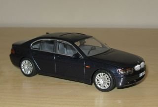 43 2003 BMW 7 Series E65 Minichamps PMA Diecast Model Car Dealer