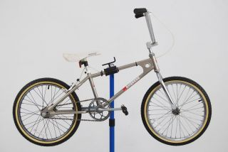 Vintage Mongoose BMX Racing Bicycle Bike USA Old School 20 Nickel Dia
