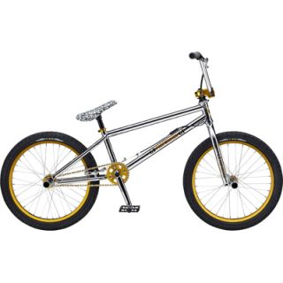 GT PERFORMER 2012 CHROME Freestyle 20 BMX JUMP Boys Bike New