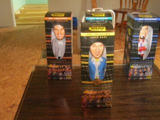 Bobblehead Doll Lance Bass. Nsync 2001 Collectible Best Buy.