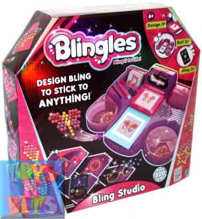 Blingles Design Bling Studio Pack Girls Kids Craft Kit