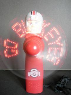 Ohio State Buckeyes LED Light Up Fan Football NCAA New