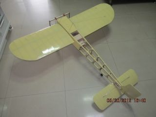 Radio Control Royal Kit Bleriot XI ARF Almost Ready to Fly 40 Size