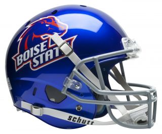 Boise State Broncos Schutt Air XP Replica Football Helmet