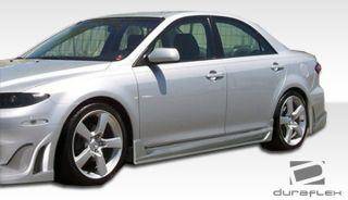 2008 Acura on Ez Side Skirts Body Kit Rocker For Acura Tl Rl Csx Tsx Tls Integra Rsx