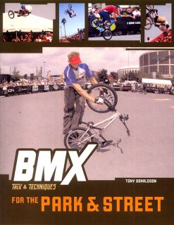 BMX Trick Technique Ride Bicycle Vert Street Freestyle Motocross Race