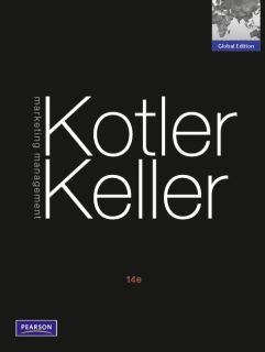 Marketing Management 14th Edition by Philip Kotler Prof Dr Kevin Lane