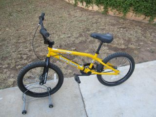 Haro Backtrail XO BMX Bike Bicycle Nice