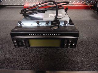 Davidson Harmon Kardon Radio with Boom Audio iPod Interface