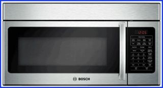 Bosch 500 Series Stainless Steel 30 Over The Range Microwave HMV5051U
