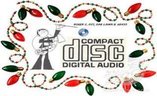 Christmas Album Vol 3 4 Two oldies CDs Original Artists