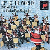 Joy To The World   John Williams BOSTON POPS   CD 1992