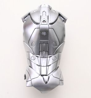 TOYS IRONMAN 2 MARK II ARMOR UNLEASHED 1/6 LED LIGHT UP BODY ARMOR NEW