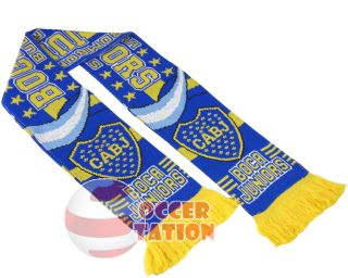Atlético Boca Juniors Football Club Scarf Club Atletico