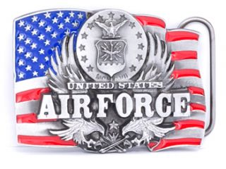 UNITED STATES Air Force Belt BuckleAmazing 3 Dimensional Detailed