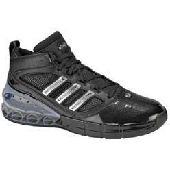 Adidas Rapid Bounce Basketball Shoes Black Metal