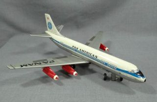 16Japan Alps Pan American Boeing 707 Jet Clipper Airplane Plane