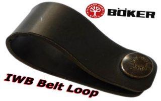 boker blade tech iwb belt loop set of 2 model 09bo507