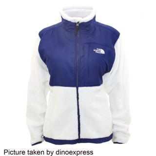 NEW The North Face Womens DENALI THERMAL fleece jacket WHITE nwt size