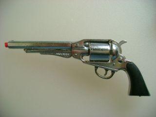 Vintage Hubley 4.5 Replica Colt Revolver Toy   Not A Cap Gun   Not A