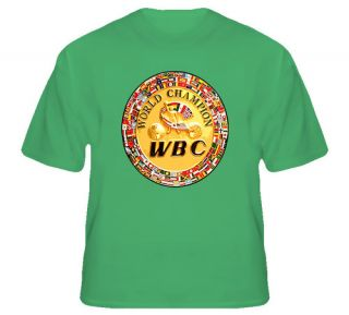 Boxing Champion Belt T Shirt
