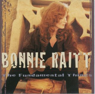 Bonnie Raitt The Fundamental Things Promo CD Sampler Mitchell Froom