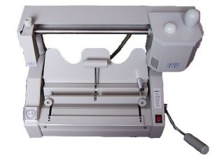 Manual Hot Melt Glue Adhesive Book Binding Machine 4 in 1 Glue