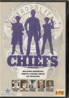 Chiefs Charlton Heston Keith Carradine not USA Format