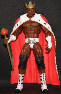 Booker T WWE Elite 14 Mattel Toy Wrestling Action Figure