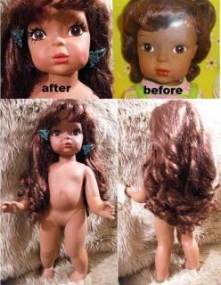 Bonnie Lou 2005 Reborn Terri Lee African American Doll