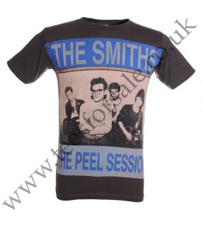 The Smiths Morrissey Punk Rock Tshirt Black UK Seller