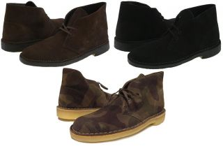 Clarks Desert Boot Mens Ankle Boots Shoes All Sizes